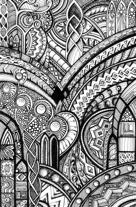 psychedelic romanesque 2 by artwyrd on deviantart