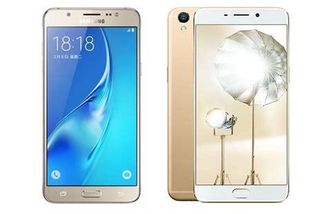 Hp Oppo F1 Vs Samsung J7 adu spesifikasi samsung galaxy j7 prime vs oppo f1s hp 3 jutaan terbaik