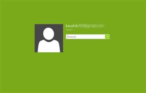 color lock screen how to change background color of logon screen in windows 8