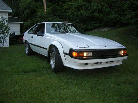 1986 Toyota Specs 1986 Toyota Supra Pictures Cargurus