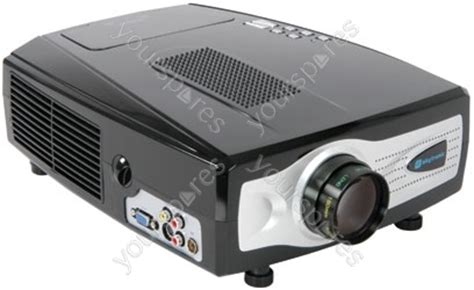 Tv Tuner Proyektor multimedia lcd projector with tv tuner black 103 093uk