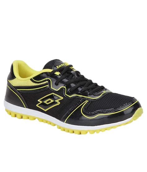 lotto athletic shoes lotto black running shoes price in india buy lotto black