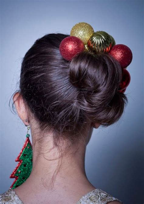 updos for christmas rockin hair w tyrone undeniably chelle