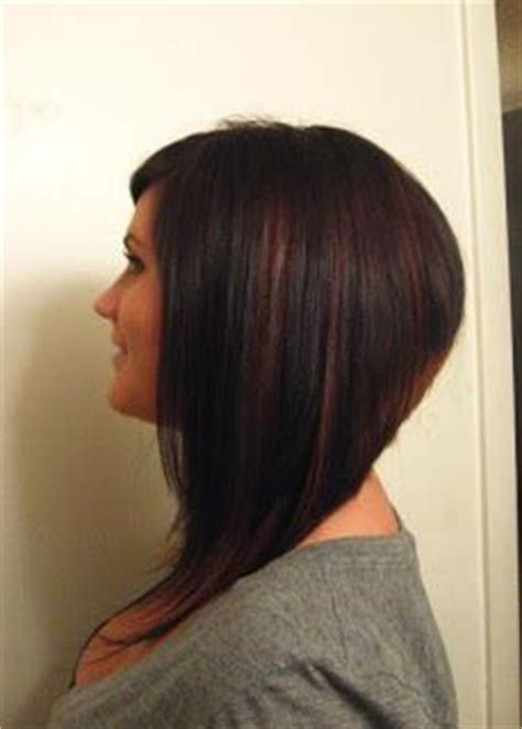 Dramatic Angel Haircuts | 1000 ideas about a line bobs on pinterest bobs bobbed