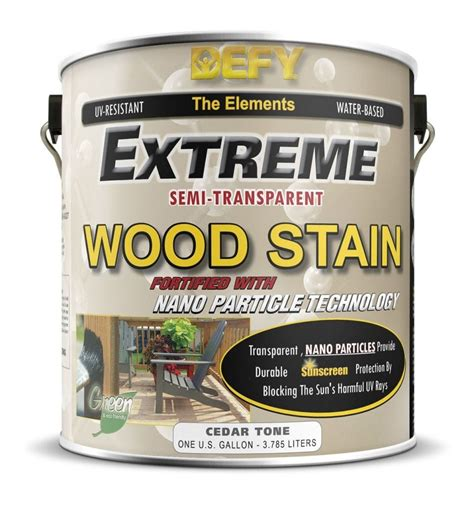defy extreme wood stain defy wood stain