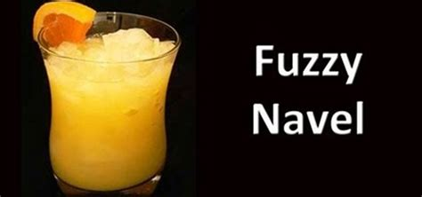 how to make a delicious fuzzy navel 171 liqueurs wonderhowto