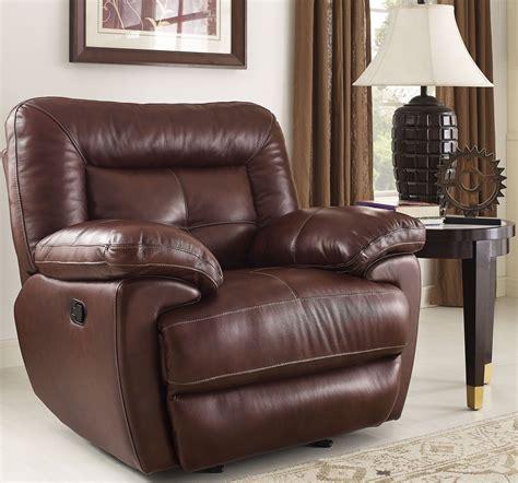 dark brown recliner stede dark brown power glider recliner from new classic