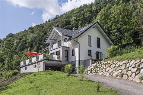 Einfamilienhaus Hanglage Planen by Hausbau Der Hang Zum Hang Immo Region West
