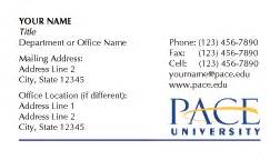 business cards with addresses business card order form pace