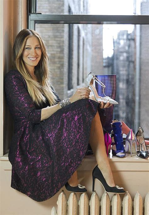 Zappos Couture Gets A Make by Launches Sjp Collection Pop Up With
