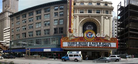 Belmont Theater District Shows Concerts And Comedy Chicago Factory Belmont