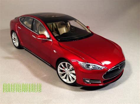 Tesla Scale 1 18 Tesla Model S P85 By Tesla Century