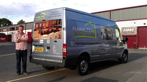 how much will van signwriting cost me business vans