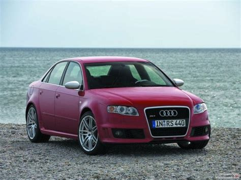 audi rs  front red car picture