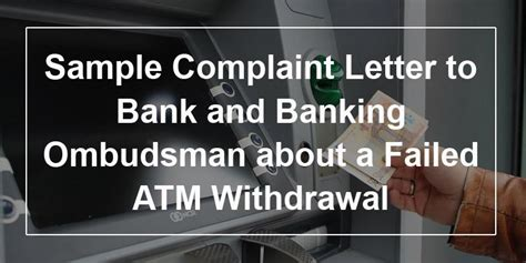 How To Write Dispute Letter To Bank sle letter disputing bank charges how to write a