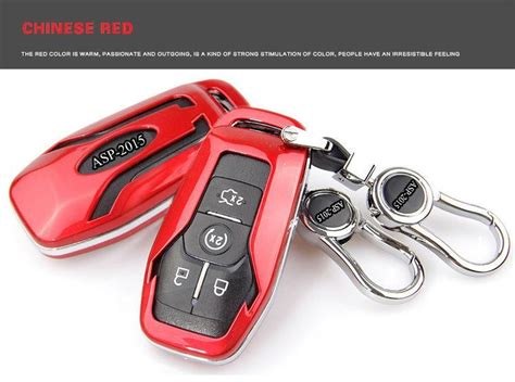 abs material car key cover accessories case  ford taurus explorer  mustang  ford