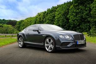 Bentley Continental Bentley Continental Gt 2016 Review 626 Bhp And 820 Nm Of