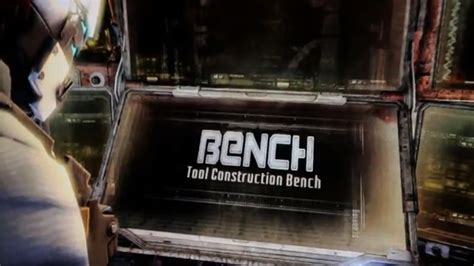 dead space 3 bench gamescom dead space 3 s weapon crafting system is deep destructoid