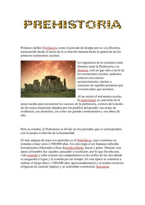 imagenes no realistas con informacion la prehistoria informaci 243 n 250 til