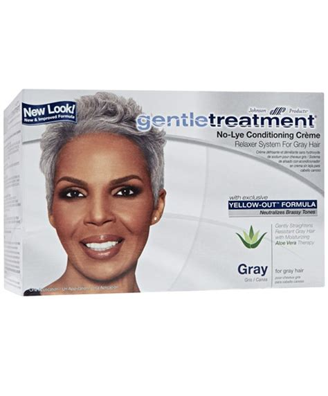 hair relaxers for gray hair hair relaxer gentle treatment no lye conditioning creme