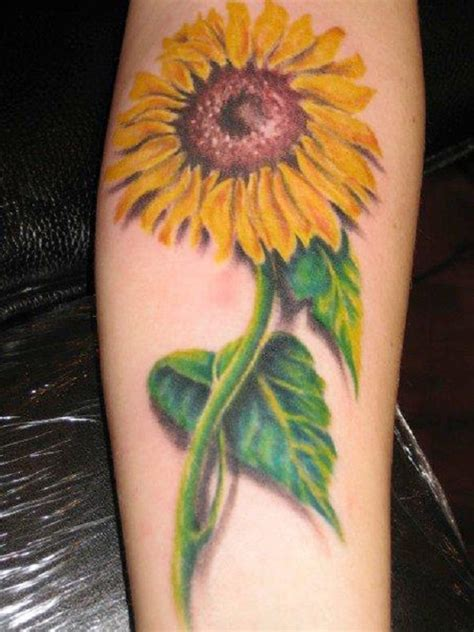 60 sunflower tattoo ideas nenuno creative