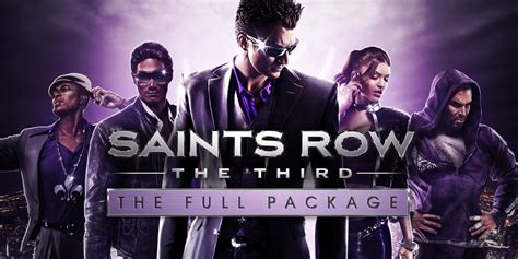 saints row    full package nintendo switch games nintendo