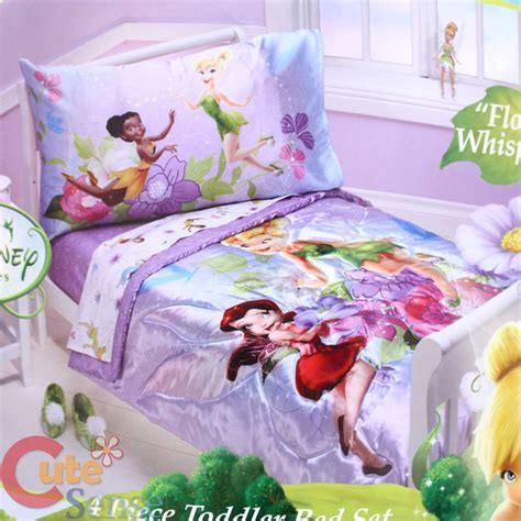 tinkerbell toddler bed set disney tinkerbell fairies toddler bedding comforter set