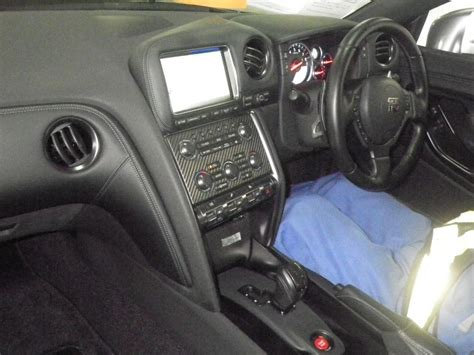 Where Can I Get The Interior Of Car Redone by Nissan Gt R Gold Edition Pics And Next R36 News