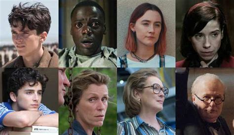 youth film oscar nominations 2018 oscars will best picture winner be film with most