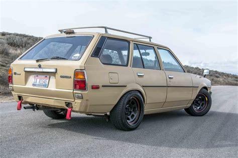 1980 Toyota Corolla Wagon 1980 Toyota Corolla Wagon 4200 Boise Japanese Nostalgic Car