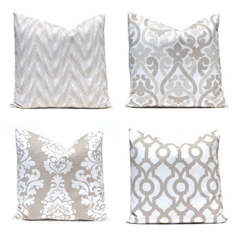 Sham Pillow Covers by Sale Sham Taupe Pillow Cover Damask From Festive