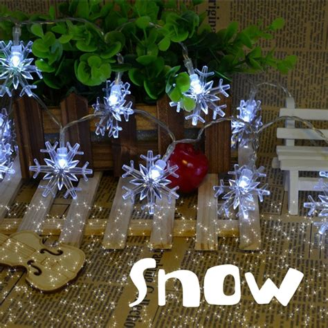 reviews on outdoor battery christmas lights factory price snowflake lights tree lights led outdoor battery 10 meters 100 light