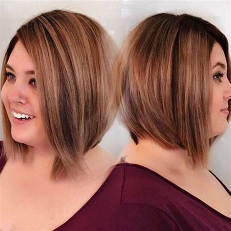 what is the most flattering hair cut for women in their fifties gallery flattering haircuts for overweight women black