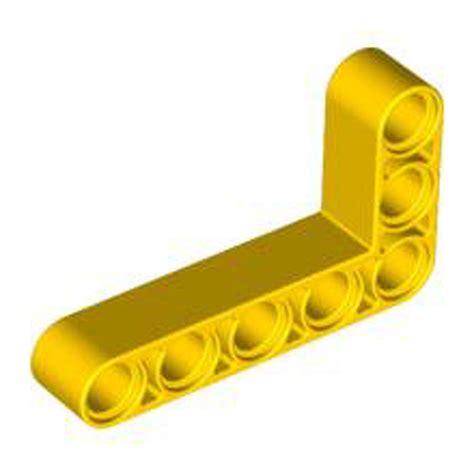Lego Part Yellow Technic Liftarm 1 X 3 Thick 32526 lego technic liftarm 3 x 5 l shape thick parts