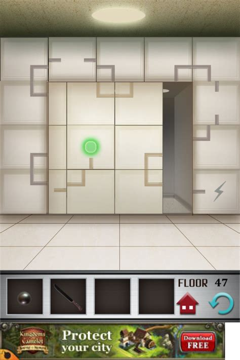 100 floors walkthrough cheats review 100 floors level - 100 Floors Floor 47 Walkthrough