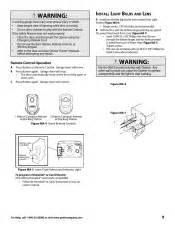 Genie Garage Door Owners Manual Genie Directlift Support And Manuals