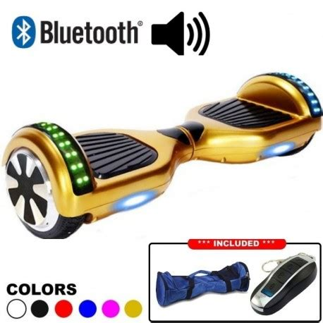 Smart Balance Warna Gold Free Tas hoverboard high quality gold