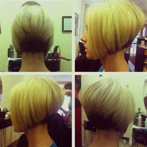 stacked or layered hair stacked bob cuts for women short hairstyle 2013
