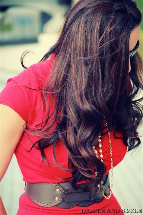 subtle perm styles love the highlights too hair ideas pinterest