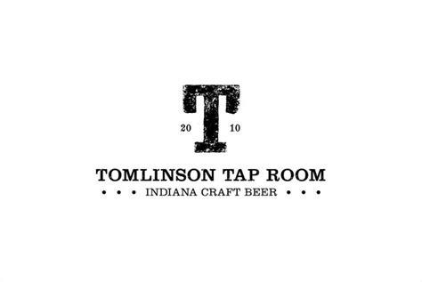 Tomlinson Tap Room tomlinson tap room identity designed