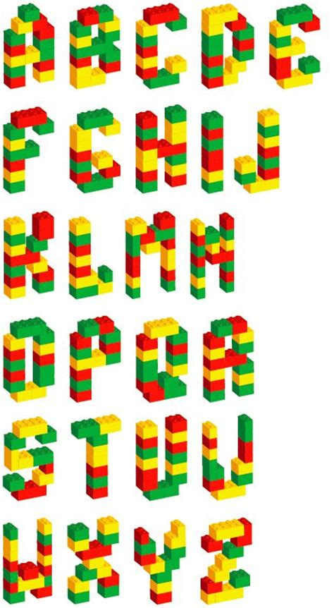 lego abc abc 123 pinterest lego blocks kid and