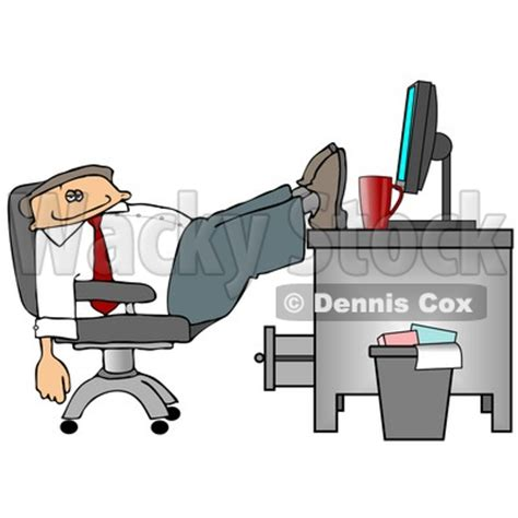Computer Desk Clipart On Desk Clipart 16