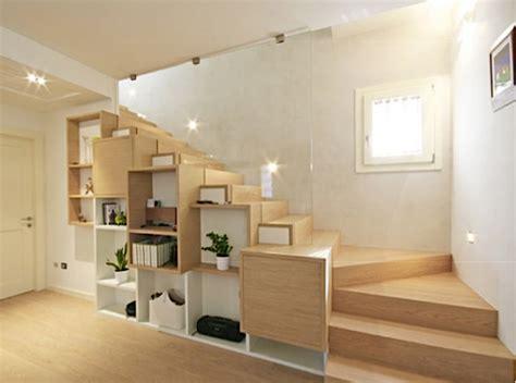 Rak Display Warna Warni Untuk Ruang Tamu Panjang 60cm Murah Meriah 25 inspirasi desain tangga untuk rumah huni desain
