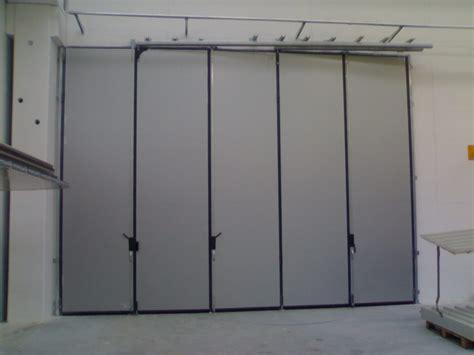 portoni sezionali usati trivellato srl porte rapide industriali