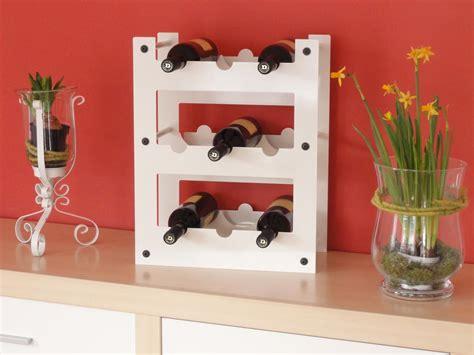 weinständer design weinregal 9 flaschen bestseller shop f 252 r m 246 bel und
