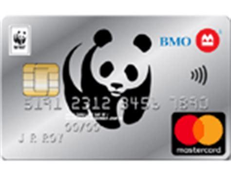 Bmo Prepaid Gift Card - bmo bank of montreal credit cards bmo wwf canada mastercard