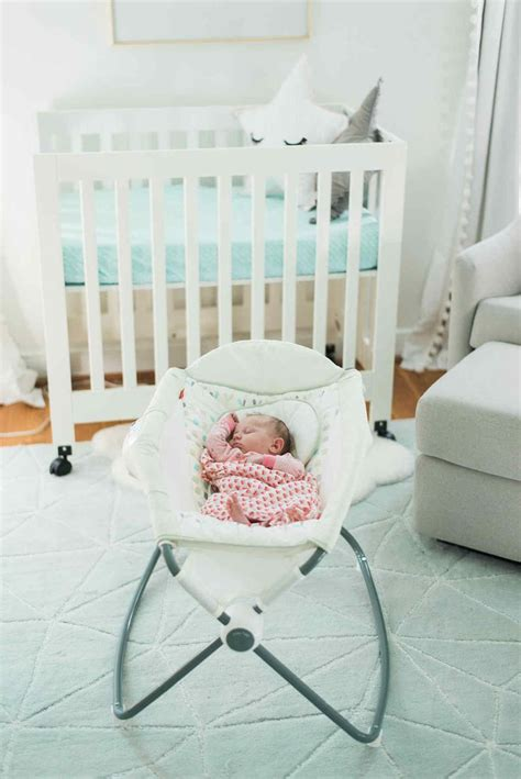 Babyletto Origami - babyletto origami mini crib the playroom by mdb