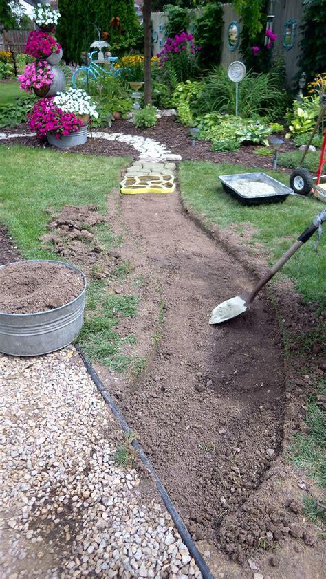 backyard walking paths our garden path garden path garden walk