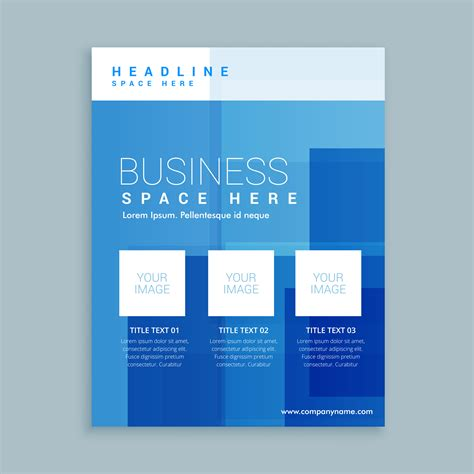 Business Marketing Flyer Brochure Template Download Free Vector Art Stock Graphics Images Marketing Brochure Template