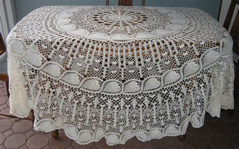pattern crochet round tablecloth pin pineapple round tablecloth crochet pattern on pinterest